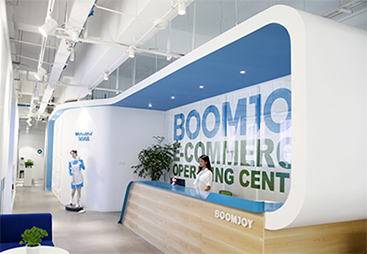 Boomjoy e-commerce operating centre